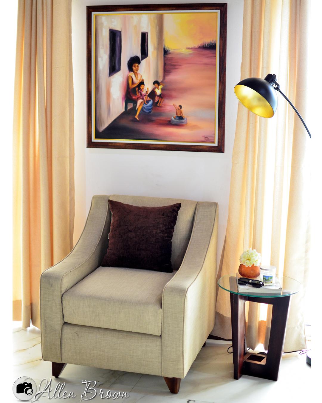 Arella Arm chair