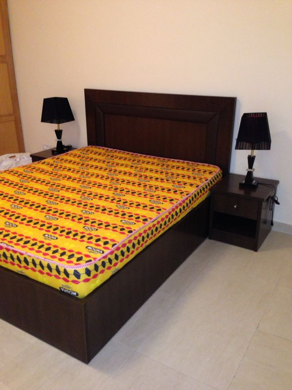 Bed Frame 8