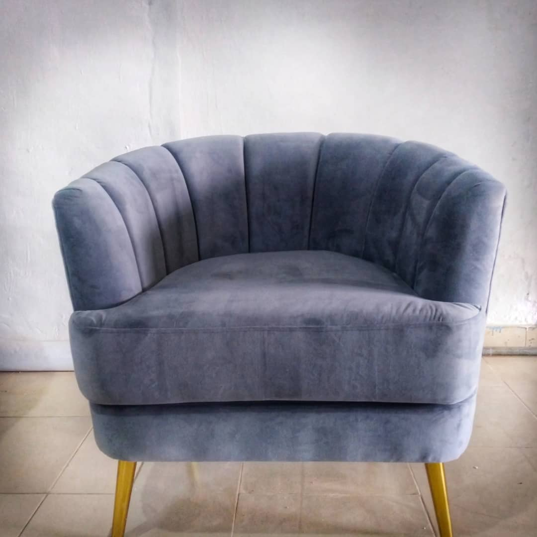 QUINCE RIBBED UPHOLSTERY
