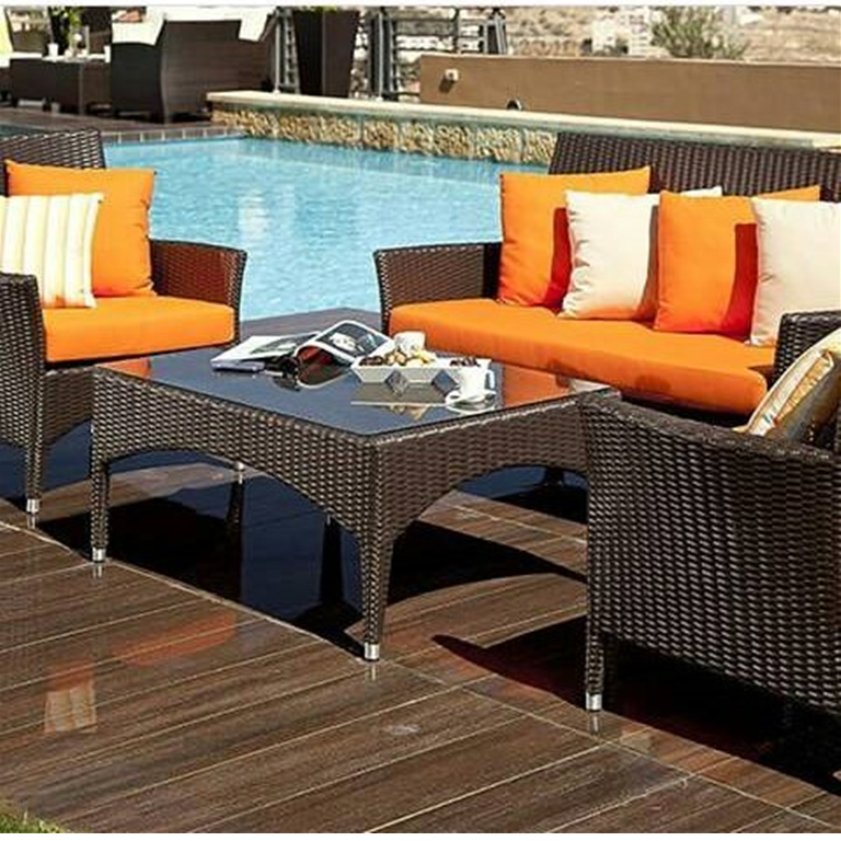 5-Set Rattan Furniture